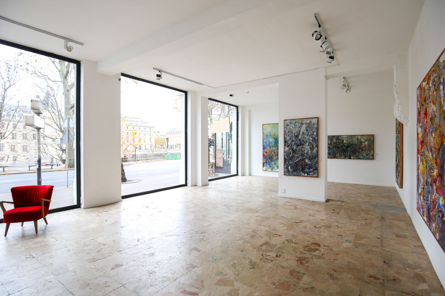 Art Gallery Space in Paris