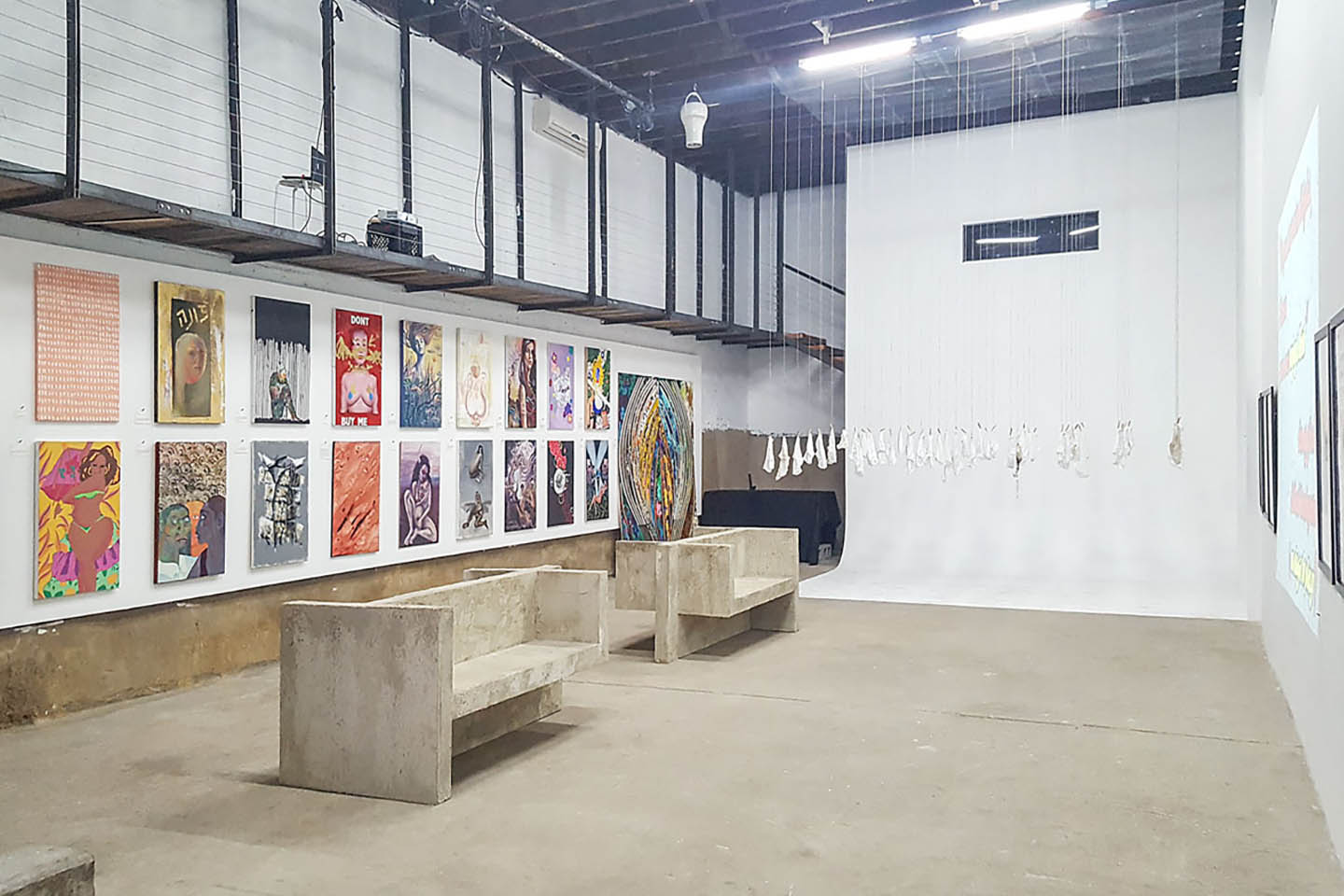 Art Galelry to rent in Brooklyn