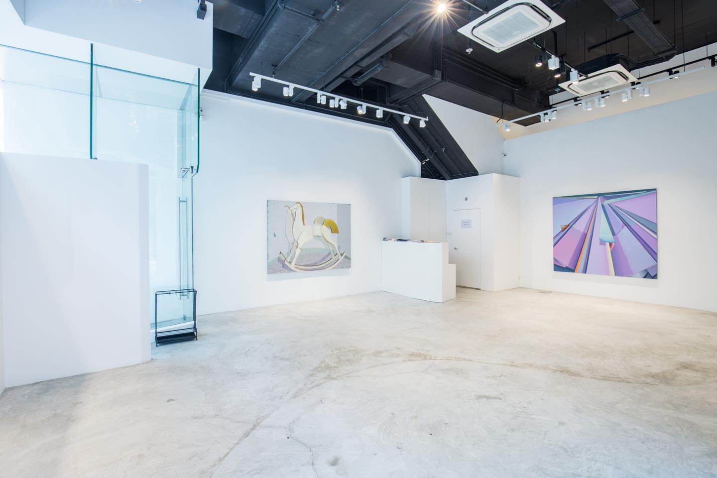 Art Gallery for rent in Hong Kong