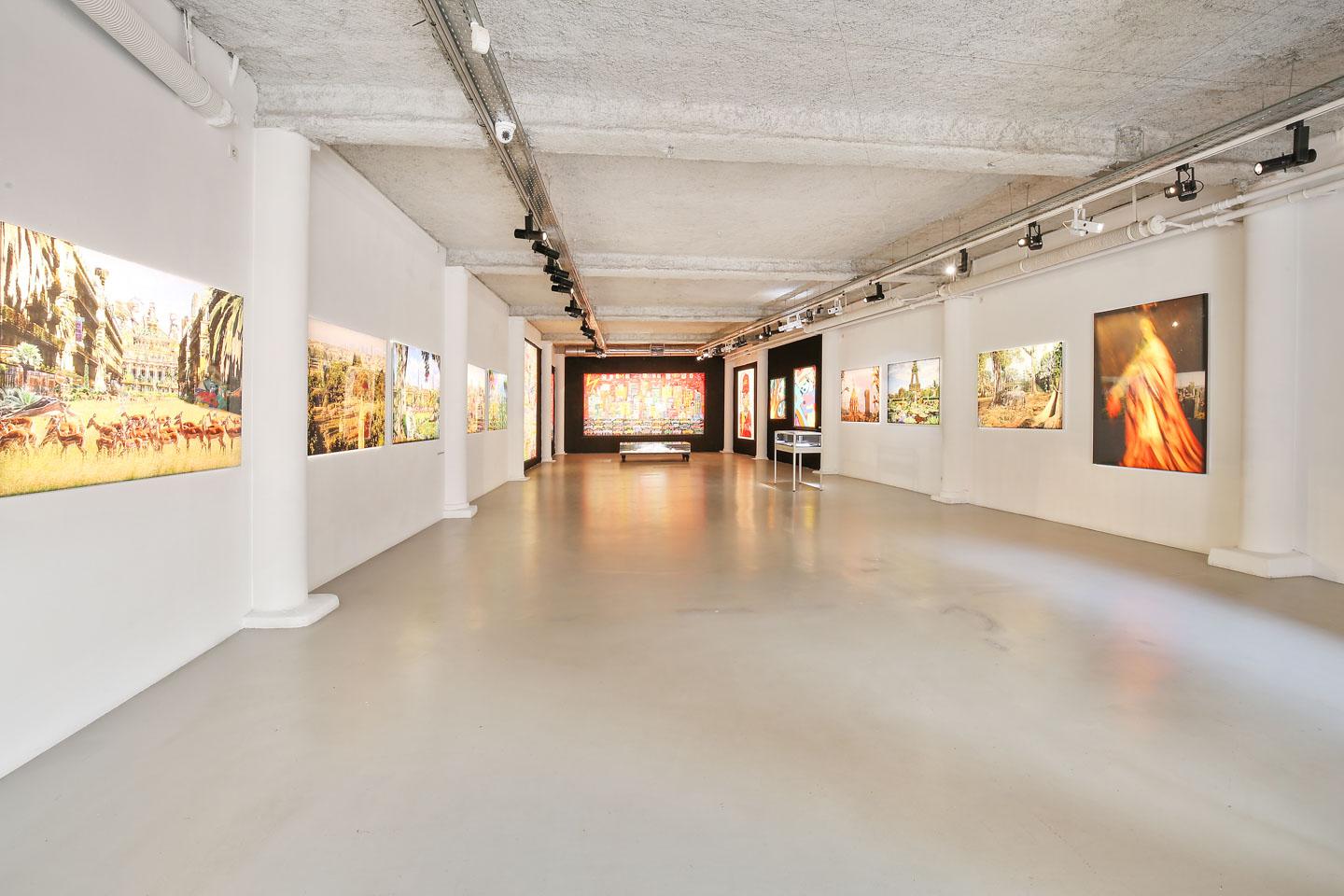 Art Gallery for rent in Paris