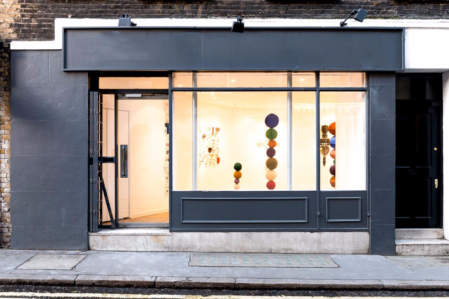Art Gallery for rent in Mayfair