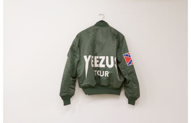 Kanye West Yeezus Tour Pop-Up Store in NYC 5
