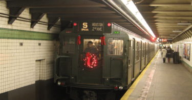 NYC-Subway-Train