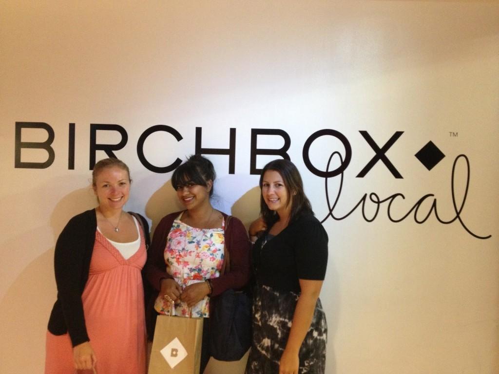 Birchbox local Pop-Up Shop in New York 3