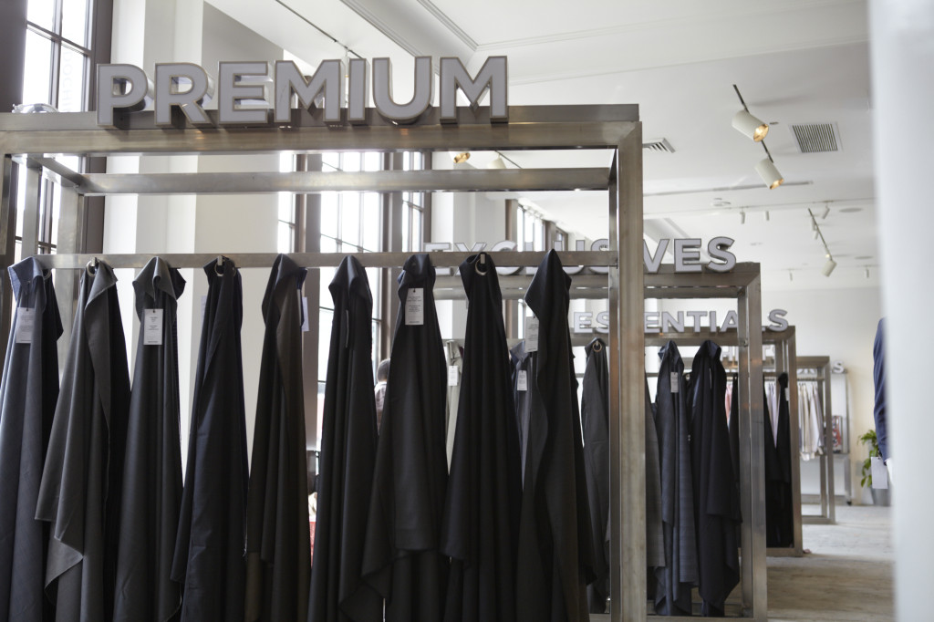Indochino Pop-Up Store 1