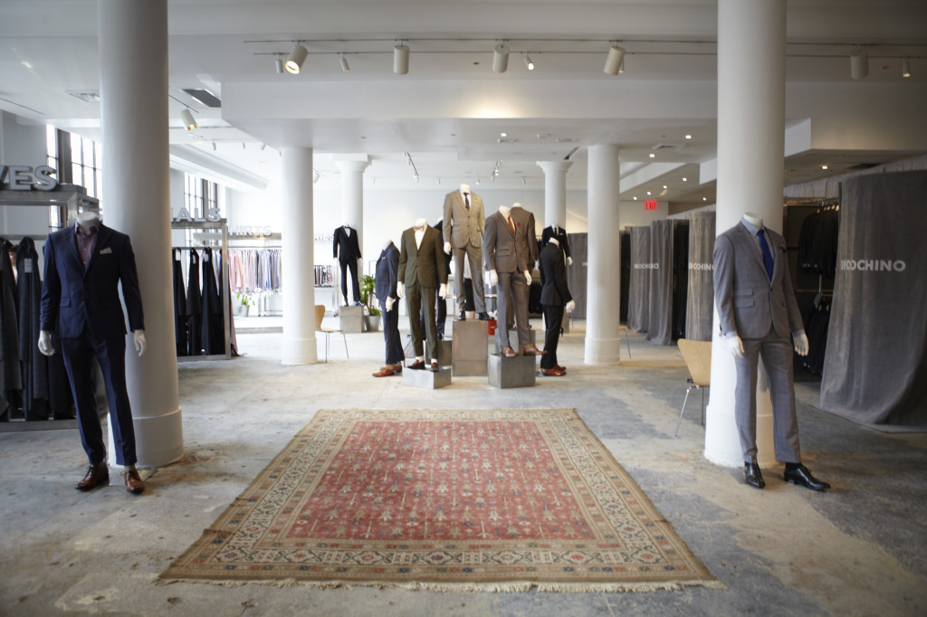Indochino Pop-Up Store 6