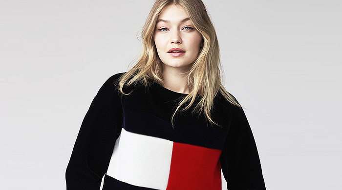47e0fefbe Tommy Hilfiger is going all out to win the consumer vote this fall with a  Pop-Up Fairground in NYC. Gigi Hadid ...