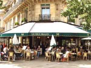 Les Deux Magots, Saint-Germain-des-Prés