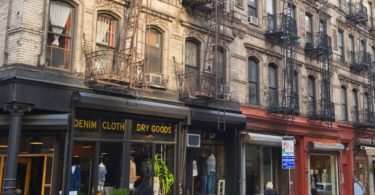 Pop-Up Store New York