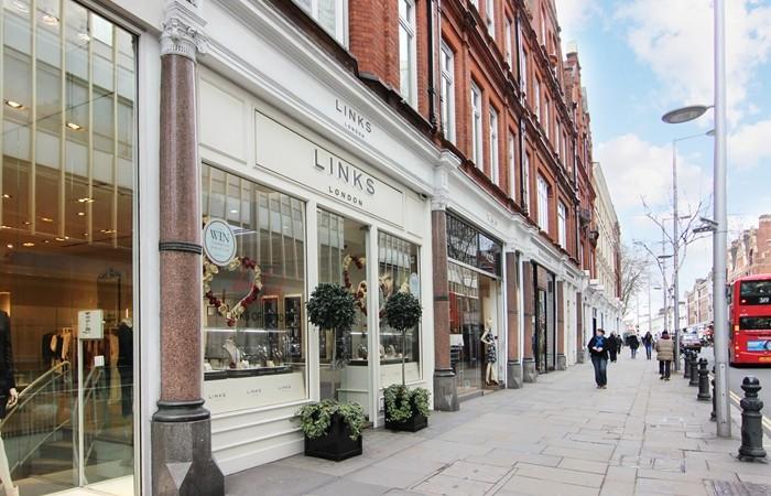Storefront Guide Pop Up Shops In Chelsea London Storefront