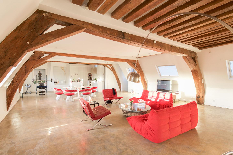 Showroom Space near Place des Vosges