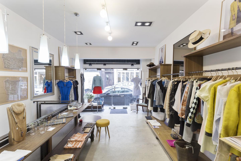 Retail Space in Le Marais