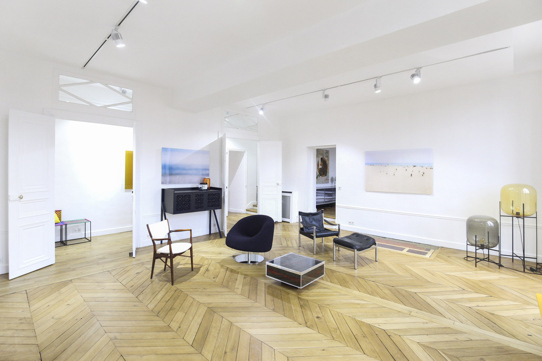 Art Showroom in Le Marais