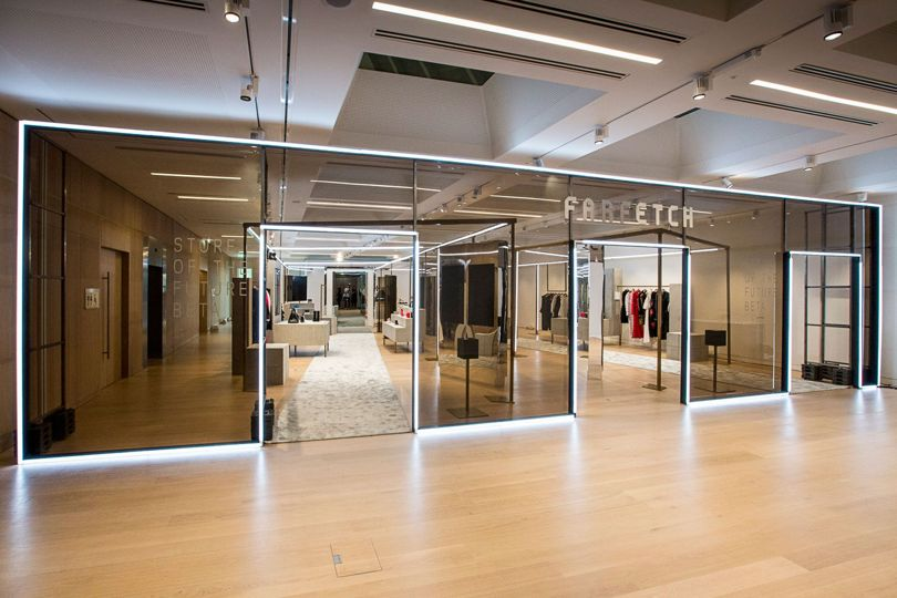 Farfetch London Retailtainment