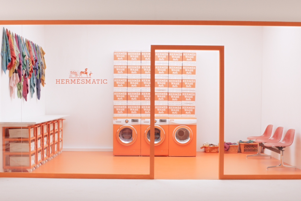 Hermes Pop-Up Store