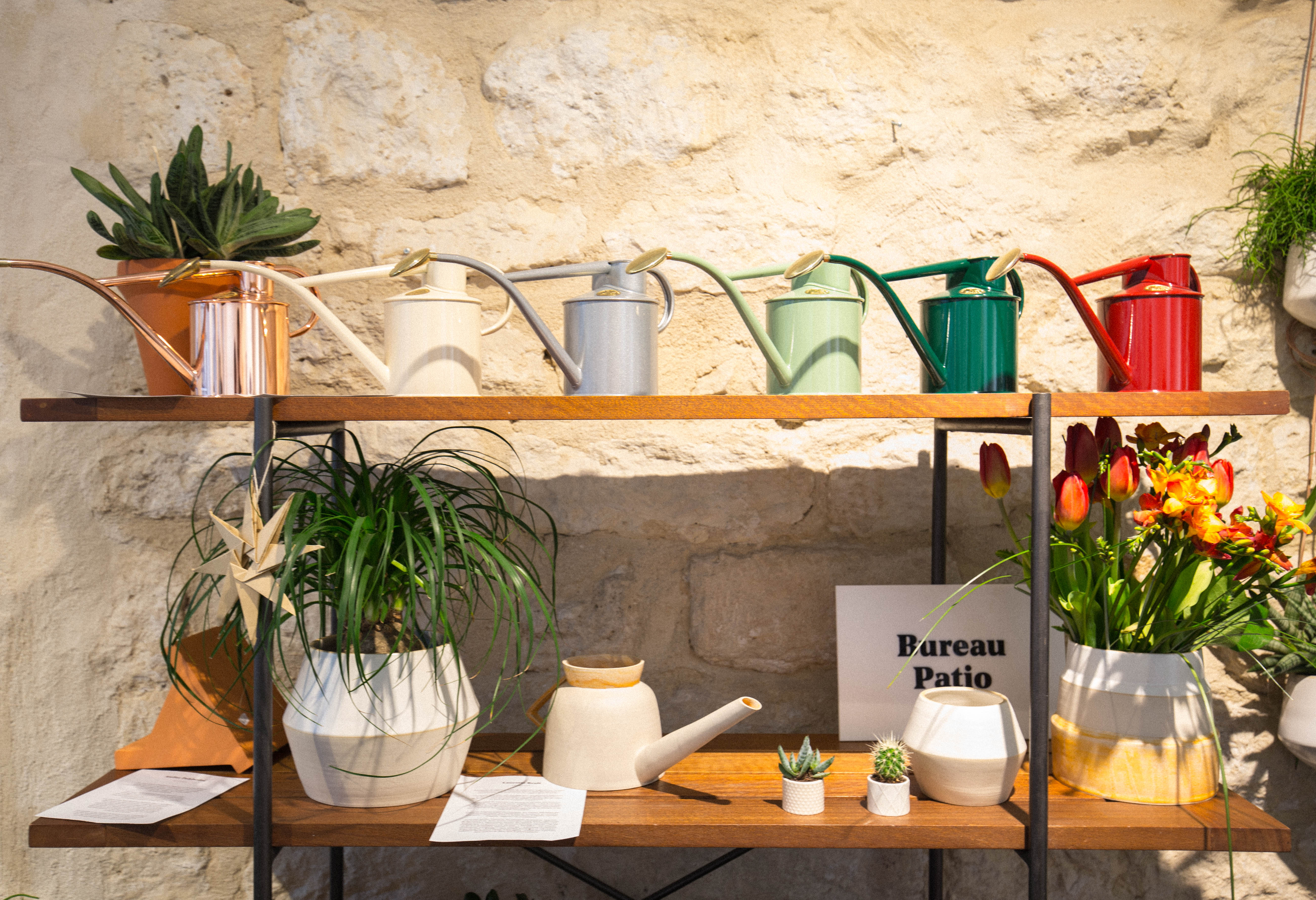 Bureau patio : un pop up store pour aller au delà de loffre en ligne !