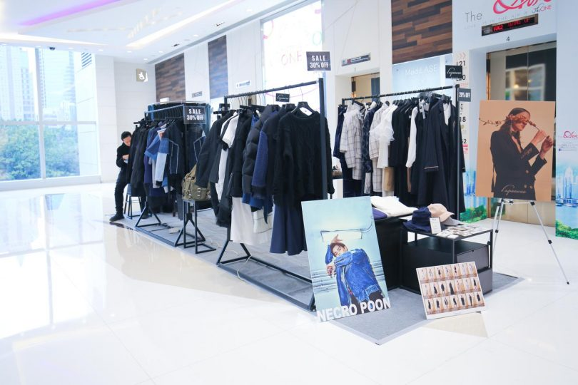Hong Kong Fashion Brand Necro Poon Joins The Pop Up Revolution