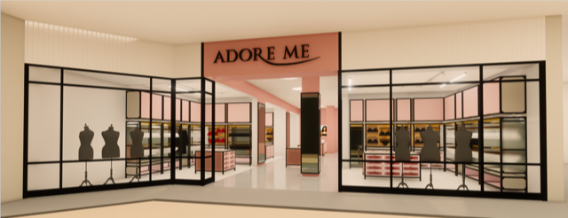 376b357467e5e Lingerie E-tailer Adore Me Focuses on Offline Expansion and In-Store ...