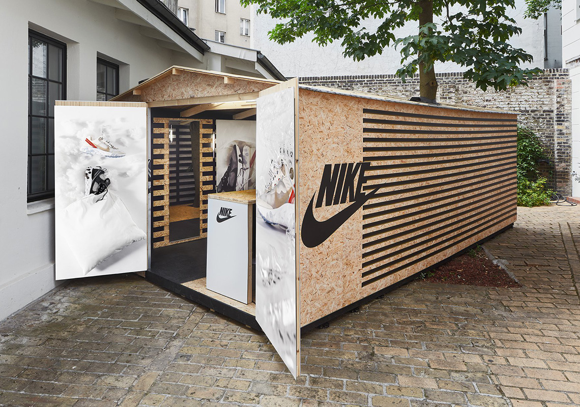 Pop-Up Stores Looks Bright