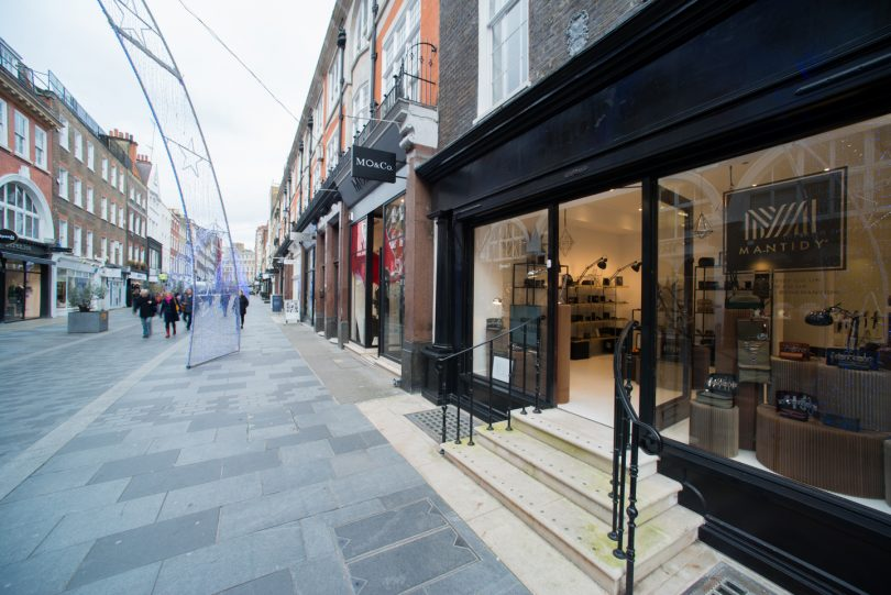 985dc9aec92f The Best Holiday Pop-Up Stores in London Powered By Storefront. 6 months ago