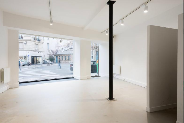 Galerie d'art dans le Marais