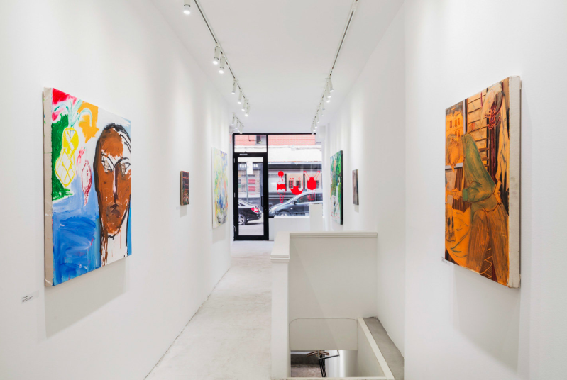 pretty gallery to rent manhattan