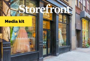 Storefront media kit